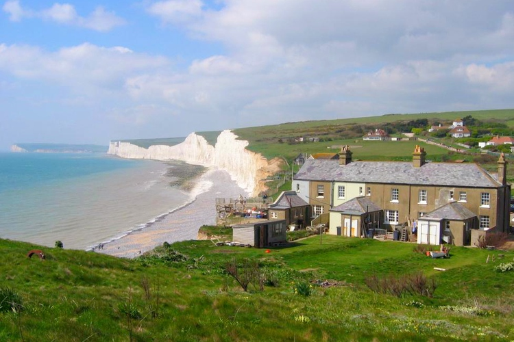 Birling Gap, Inglaterra, Sussex