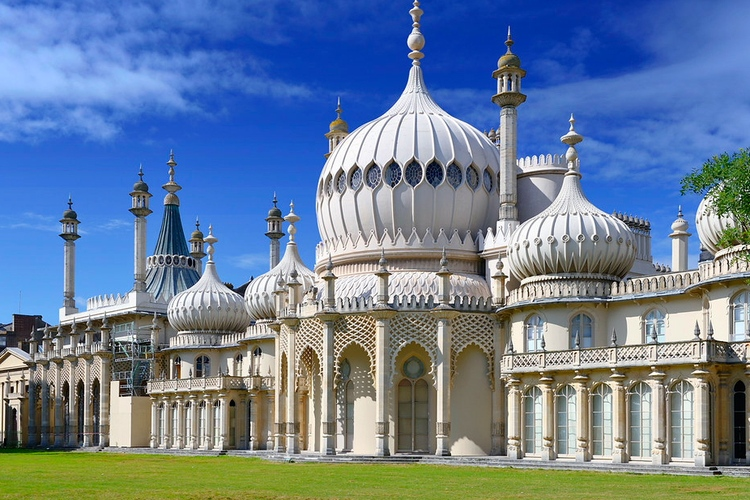 Royal Pavilion en Brighton, Sussex